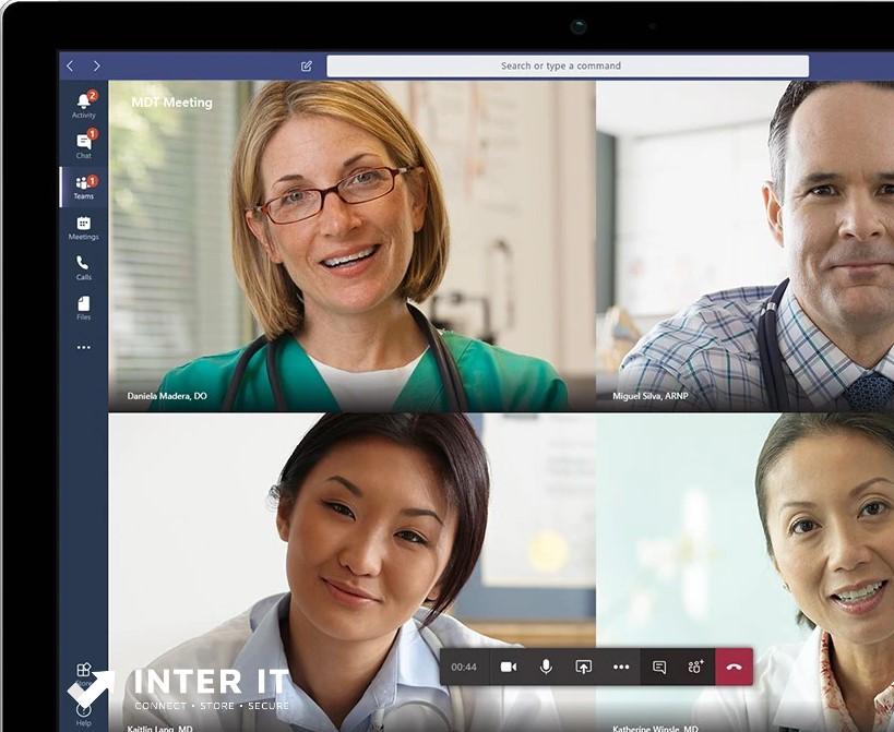 1 jaar gratis Microsoft Teams voor artsen